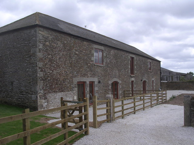 Large barn at Gare