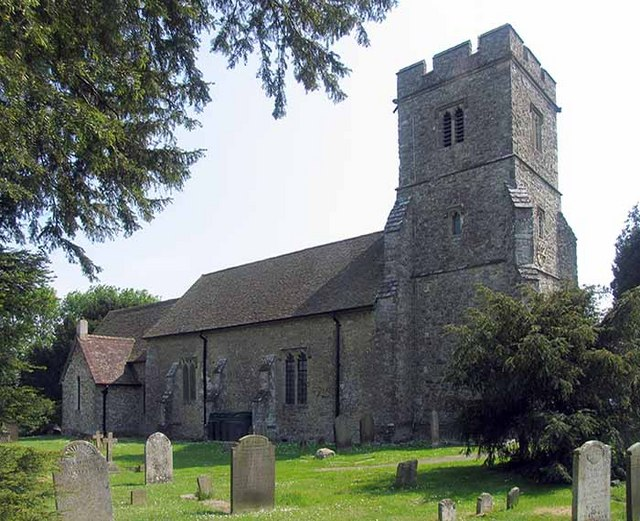 St Mary's Church, Kennington, Kent
