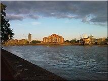 TQ2977 : Elm Quay Court by Peter McDermott