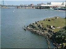 SD3317 : Marine Lake & Funland by Gerald England