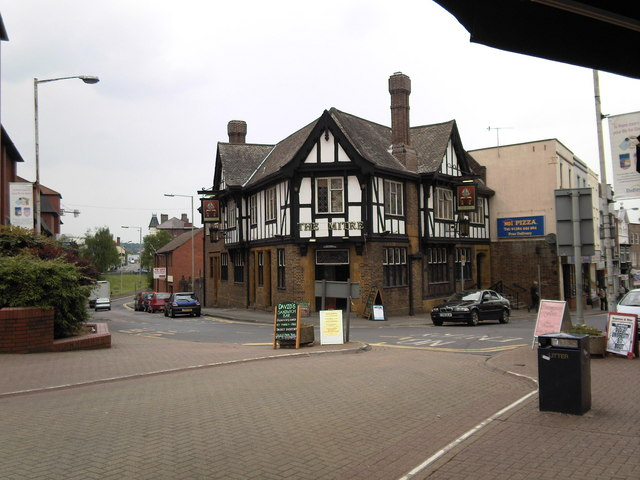 The Mitre, Stourbridge.