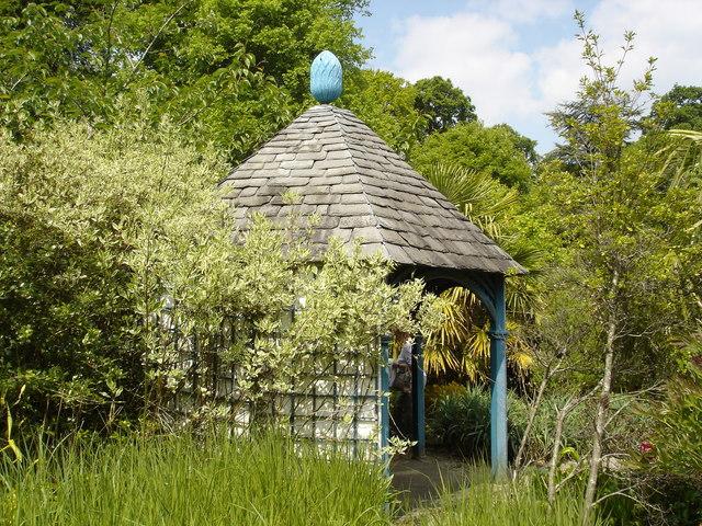 Summerhouse at Strokestown park