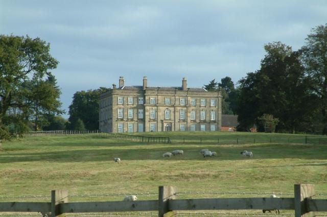 Swynnerton Hall