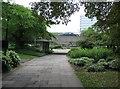 SP3378 : Warwick Road / Greyfriars Green by Sandy B