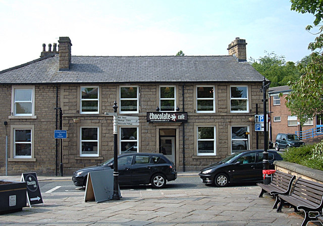 Chocolate Cafe Ramsbottom Michael Ely Geograph Britain