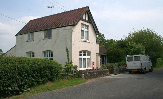 The old post office, Castlemorton