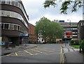 SP3378 : Greyfriars Lane by Sandy B