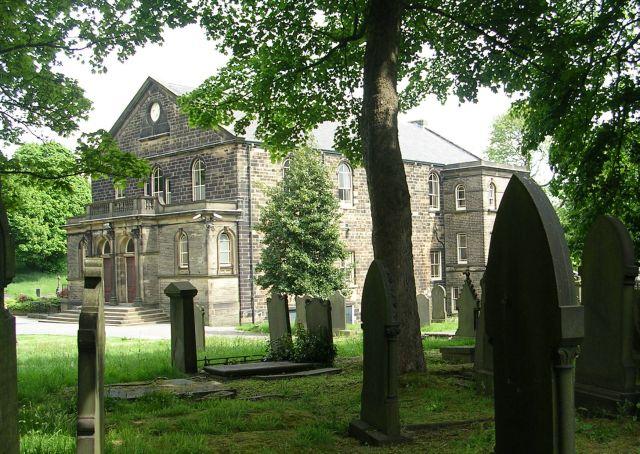 Salendine Nook Baptist Church - Laund Road