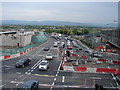 O0830 : Major Road Works, Naas Road by Ian Paterson