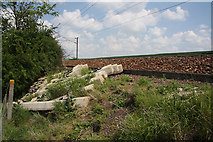TM0461 : Discarded sleepers by Bob Jones