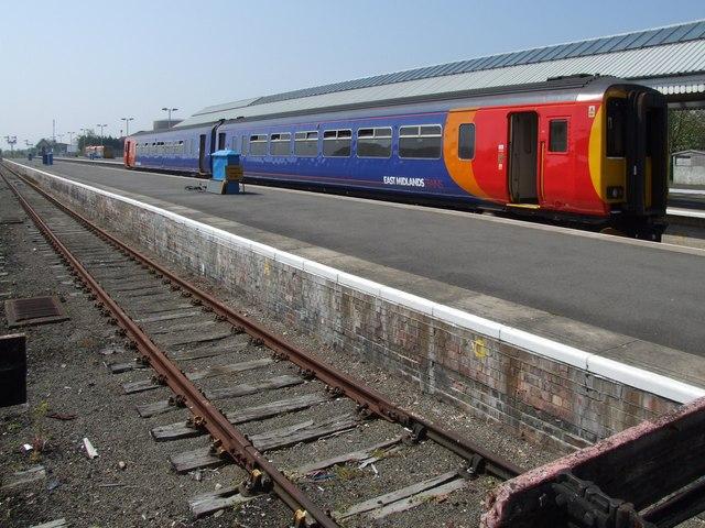 Railway Station, Skegness