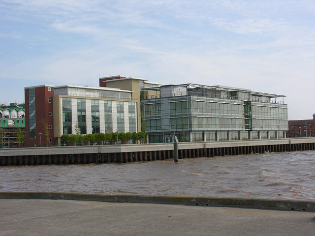 Island Wharf Offices