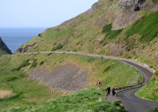 Road to the Giant's Causeway [1]