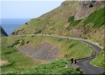C9444 : Road to the Giant's Causeway [1] by Rossographer