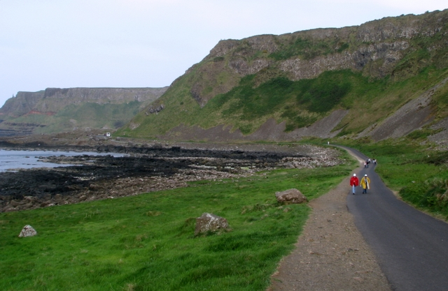 Road to the Giant's Causeway [3]