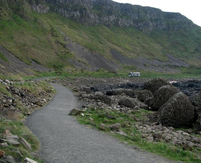 Path, Giant's Causeway [2]