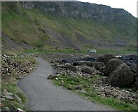 C9444 : Path, Giant's Causeway [2] by Rossographer