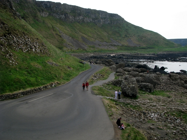 Road to the Giant's Causeway [4]