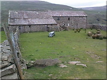 SD8997 : Farmhouse cum Barn at Appletree Thwaite by Matthew Hatton