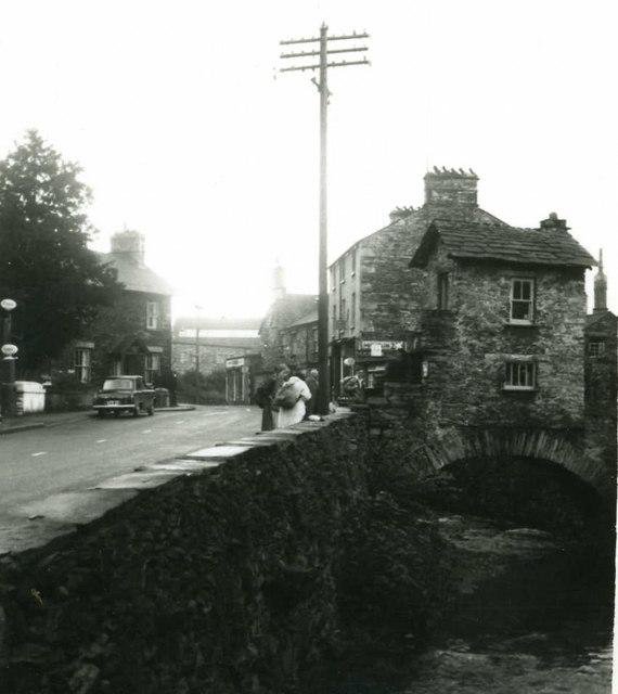 Bridge House, Ambleside - 1957
