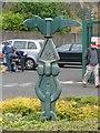 D1141 : Millennium Milepost, Ballycastle by Rossographer