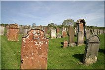NY4786 : Ettleton Cemetery by Walter Baxter
