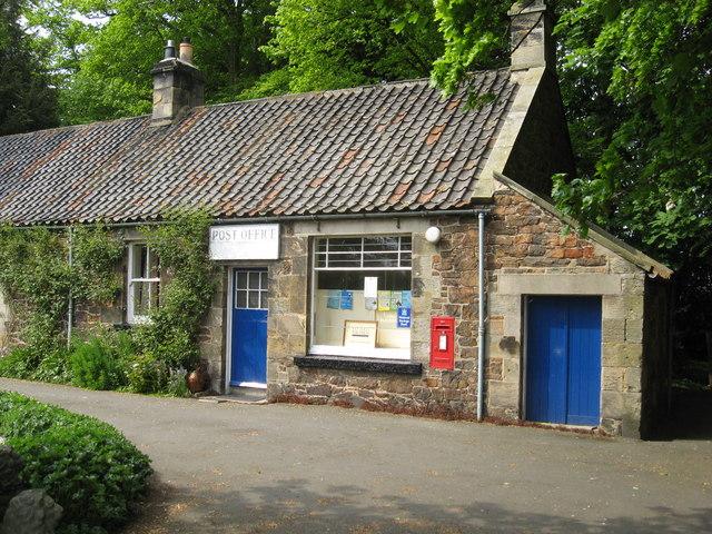 Drem Post Office