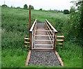 SO7937 : New footbridge by Bob Embleton