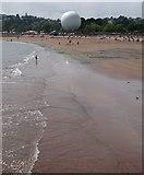 SX9063 : Balloon at Torquay by Derek Harper