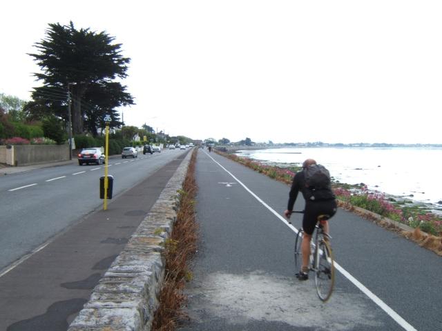Coastal Cycleway at Kilbarrack, Dublin 5
