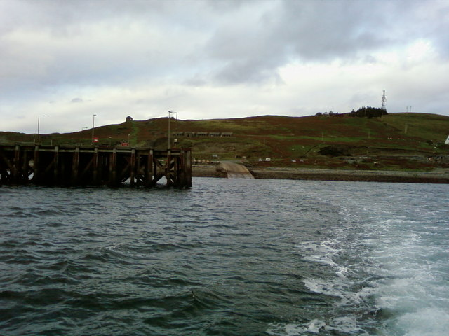 Leaving of Raasay