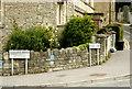 ST7867 : 2008 : Coalpit Road and Fosse Lane, Batheaston by Maurice Pullin