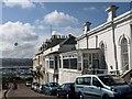 SX9163 : Royal Torbay Yacht Club, Beacon Hill by Derek Harper