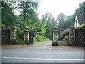 SD3791 : Entrance to Graythwaite Hall by Alexander P Kapp