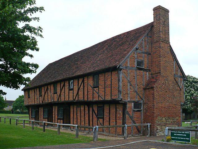 Moot Hall, Elstow