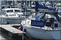 TR3140 : Wellington Dock, Dover by Stephen McKay