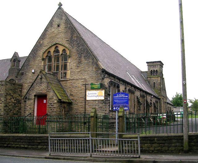 St Peter's Community Centre - St Peter's Avenue, Sowerby