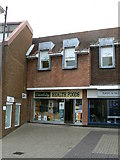 SU6351 : Vitality Health Foods - Wote Street by Sandy B