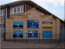 TL8364 : T.A. Centre by Keith Evans