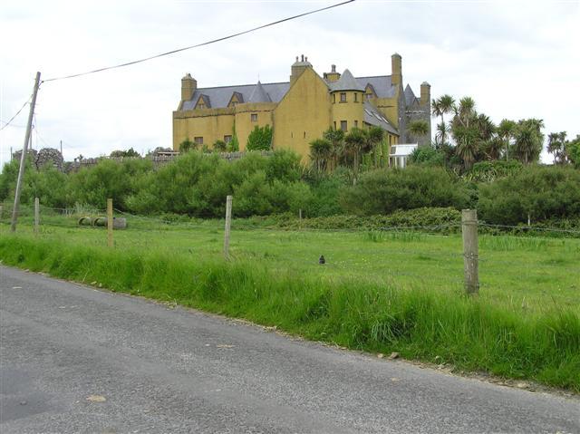 Ardtermon Castle
