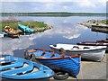 G8853 : Breffni Pier, Lough Melvin (4) by Kenneth  Allen