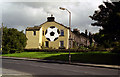 SE2141 : Football, Yeadon by Dr Neil Clifton