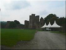 SO5074 : Ludlow Castle by Eirian Evans