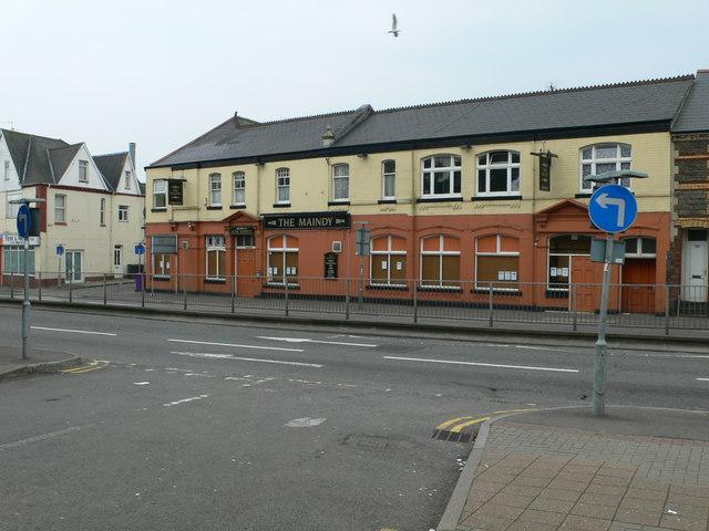 The Maindy, North Road, Cardiff