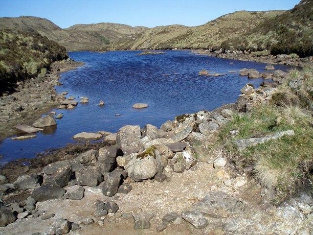 Loch a' Ghille