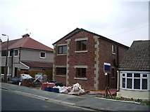 SD8632 : New house on Buttermere Road by Alexander P Kapp