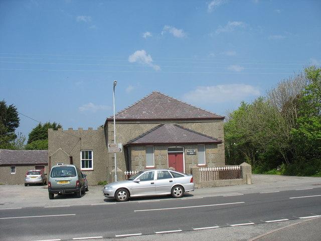Sardis Welsh Baptist Chapel, Four Mile Bridge