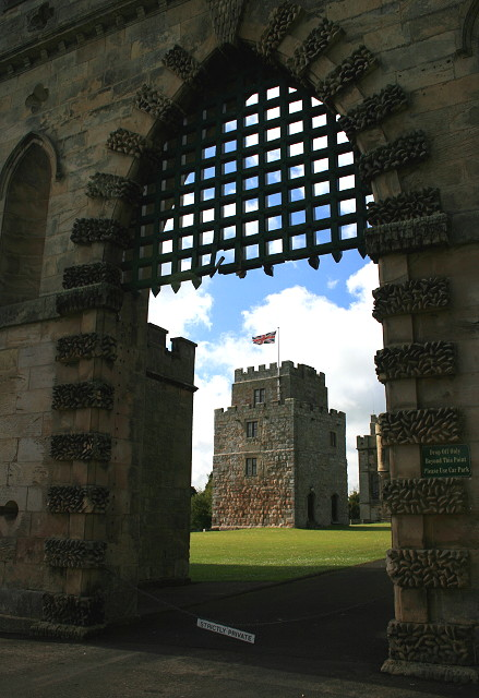 Flag Tower, Ford Castle