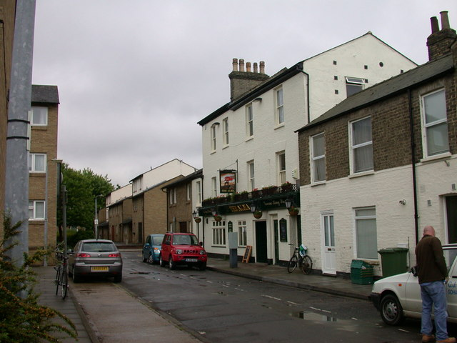 The Alma, Russell Court