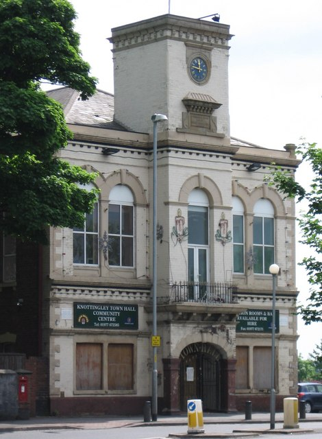 Knottingley - Town Hall
